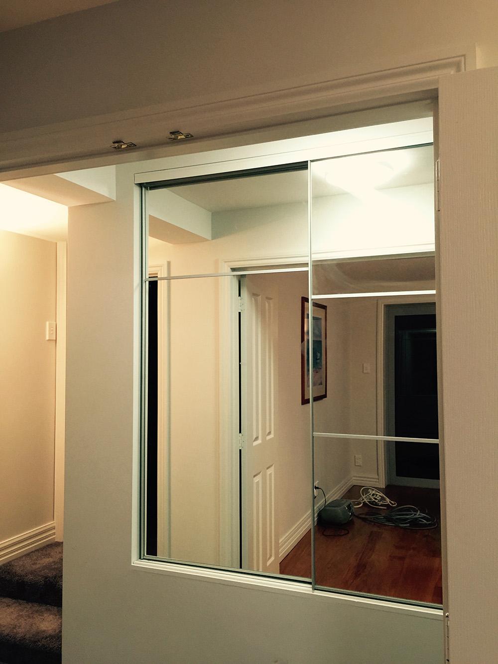 Mirror Sliding Doors The Slide Shop